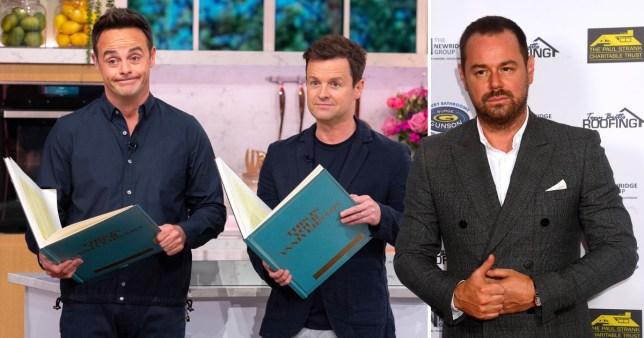 Ant and Dec should be worried about Danny Dyer
