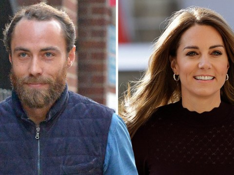 James Middleton reveals sister Kate helped him through depression