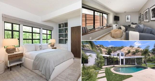 Lea Michele's home