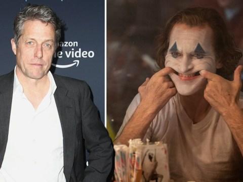 Hugh Grant complains after 'unendurable' loud volume ruins his Joker cinema screening