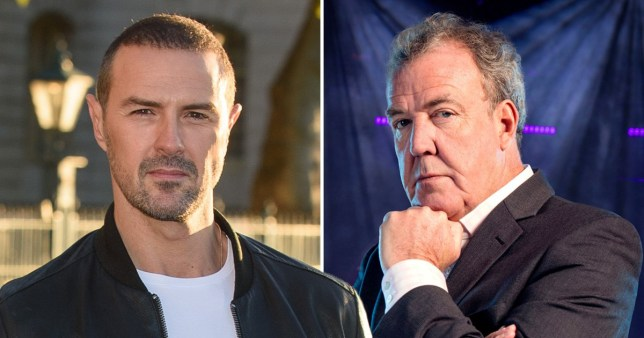 Caption: Jeremy Clarkson can't resist dig at Top Gear's Paddy McGuinness on Millionaire (Picture: Rex)