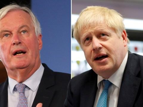 Boris Johnson bends to EU as Brexit talks enter crucial week