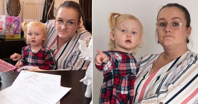 Girl, 2, faces deportation despite her parents having British passports