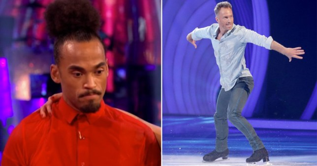 Dancing On Ice champion James Jordan calls Strictly judges 'liars' after Dev's eviction