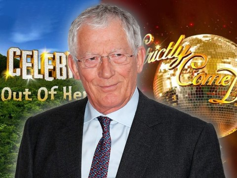 The Apprentice's Nick Hewer 'would rather eat his own leg' than star on Strictly and I'm A Celeb
