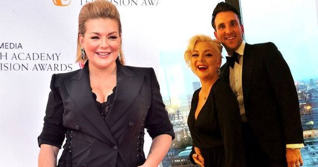 Sheridan Smith sparks pregnancy rumours with 'morning sickness' post