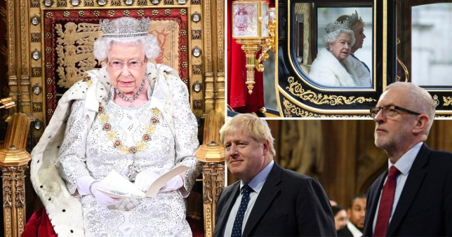 Image result for the queen's speech