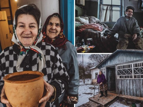 The Chernobyl residents who refused to leave against all government and safety advice