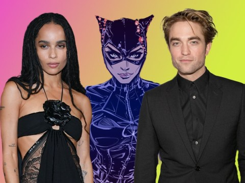 Zoe Kravitz cast to play Catwoman alongside Robert Pattinson in The Batman and we are here for it