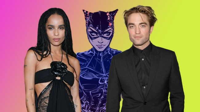 Zoe Kravitz Teases Catwoman And Admits The Training Is Very
