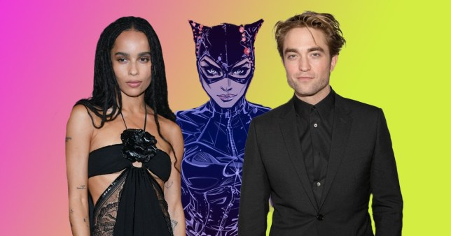 A Dream Of Christmas Cast.Zoe Kravitz Cast As Catwoman In The Batman With Robert
