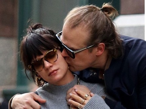 Lily Allen calls Stranger Things star David Harbour 'mine' after confirming relationship