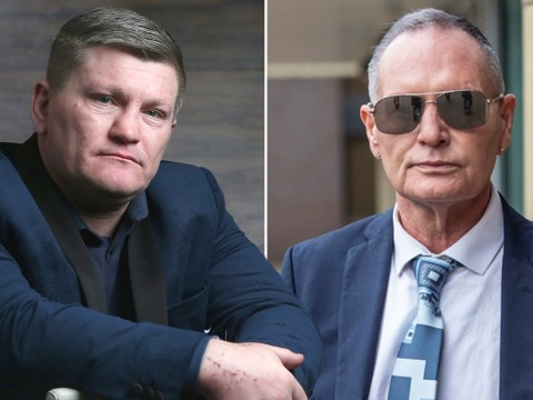 Ex-boxer Ricky Hatton gives Paul Gascoigne character reference in court
