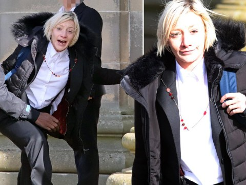 Woman screams 'I'm not a beast' as she's found guilty of child abuse