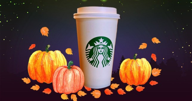 Awe Inspiring How To Order The Pumpkin Birthday Cake Latte From Starbucks Secret Personalised Birthday Cards Beptaeletsinfo