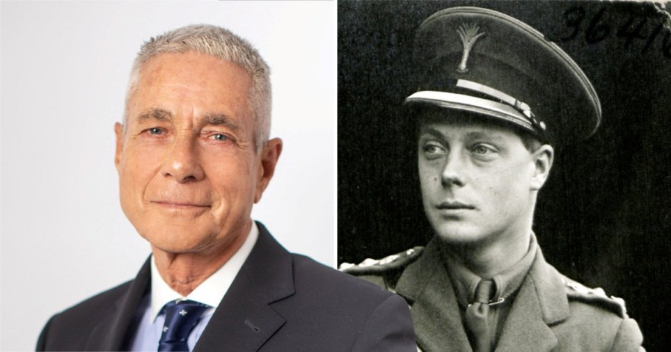 Frenchman's plot to sue Buckingham Palace as he claims to be Edward VIII's grandson