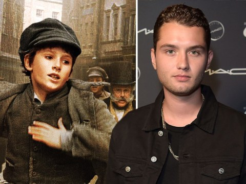 Jude Law's model son Rafferty Law lands the lead role in remake of Oliver Twist