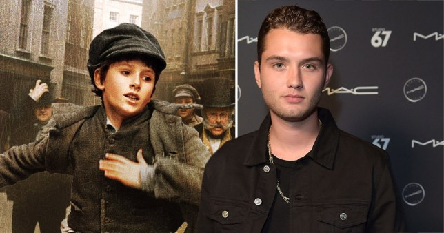 Jude Law S Model Son Rafferty Lands Lead Role In Oliver Twist Remake Metro News