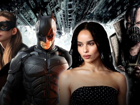 Zoe Kravitz was once told she was too 'urban' to be cast in The Dark Knight Rises
