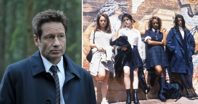 X-Files actor David Duchovny joins remake of 1996 cult classic The Craft