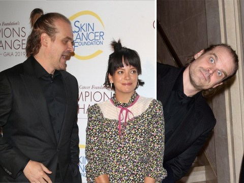 Lily Allen and David Harbour make red carpet couple debut as romance heats up