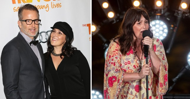 X Factor: Celebrity's Ricki Lake to sing in tribute of late husband