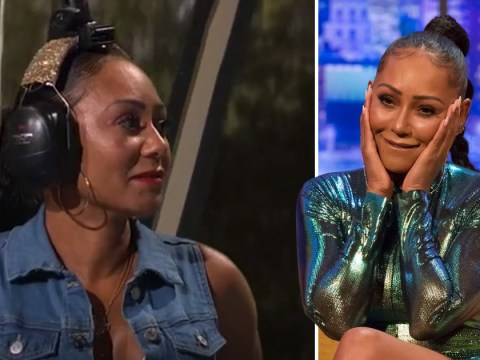 Awkward moment Mel B fails to recognise own Spice Girls song on Celebrity Juice