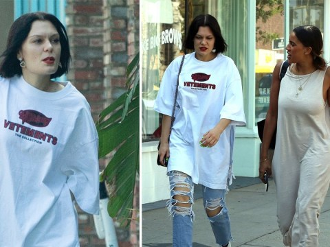 Jessie J spends quality time with pals as Channing Tatum romance 'blindsided' Jenna Dewan
