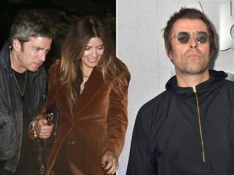 Noel Gallagher puts Liam feud to back of his mind on date night with wife Sara
