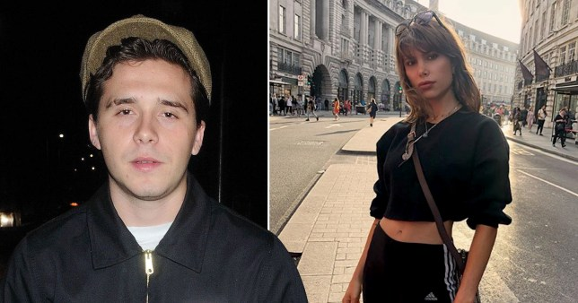 Brooklyn Beckham is reportedly dating actress Phoebe Torrance
