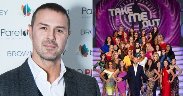 Paddy McGuinness Take Me Out
