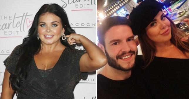 Scarlett Moffatt and boyfriend Scott Dobinson move in together as romance heats up