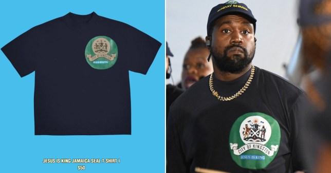 Kanye West merchandise