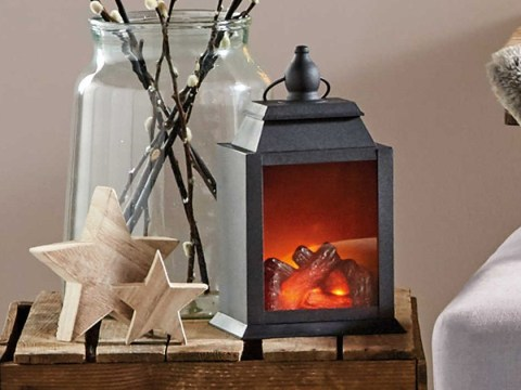 Aldi is selling a battery-powered lantern for £10 to make any home feel cosy this winter