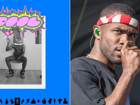 Frank Ocean returns with new single DHL and fans are convinced the artwork features album clues