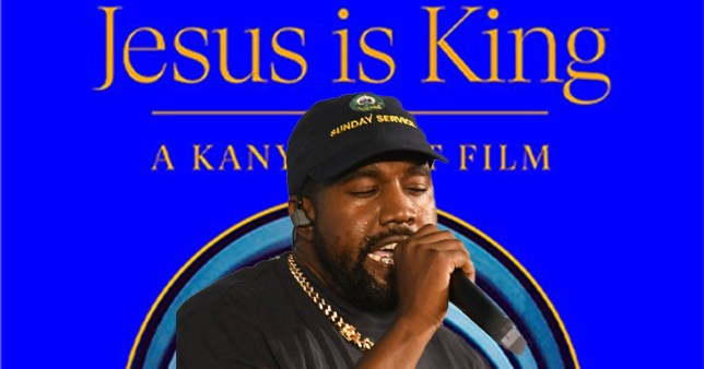Kanye West Jesus Is King album
