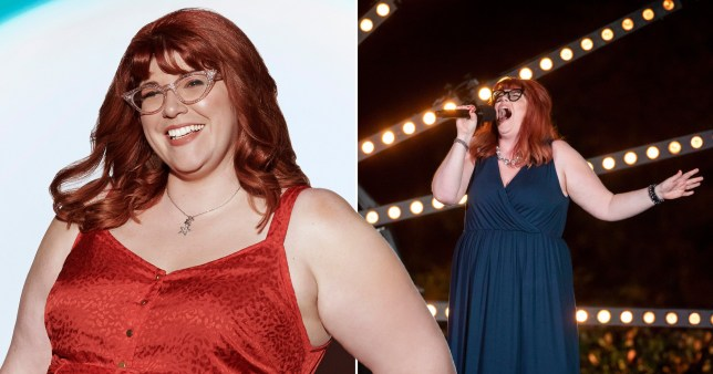 Jenny Ryan on X Factor: Celebrity