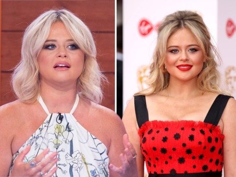 Emily Atack feels responsibility to be open about depression and dealing with 'internal struggles'