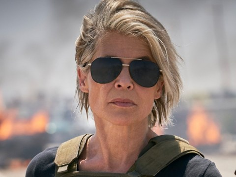 Terminator's Linda Hamilton doesn't go easy on stunt doubles as she refuses to give up hardcore moves