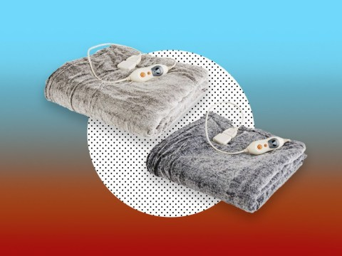 Aldi is selling an electric heated throw that sounds perfect for winter