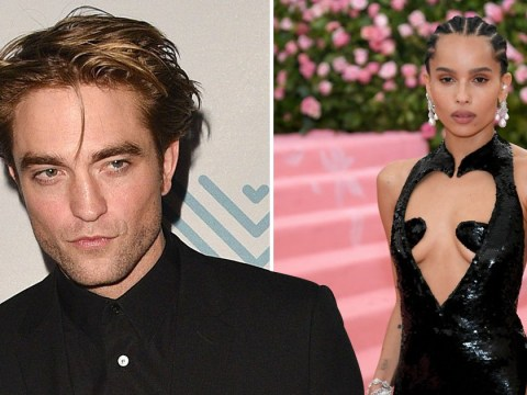 Robert Pattinson raves about 'brilliant' friend Zoe Kravitz being cast as Catwoman in The Batman