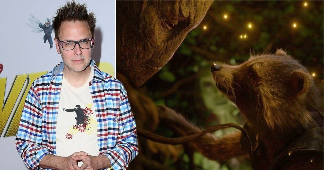 Guardians Of The Galaxy director James Gunn hits back after Francis Ford Coppola brands Marvel movies 'despicable'