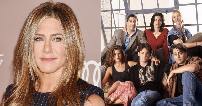 Jennifer Aniston wasn't happy with pay gap between co-stars in Friends