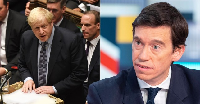 Rory Stewart reveals talks with Remainer rebels