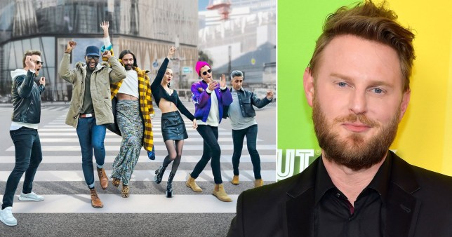 Bobby Berk feared Queer Eye Japan would be 'disaster' as they struggled to connect with heroes