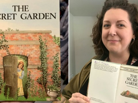 Woman finds her copy of a book 25 years after she gave it to a charity shop