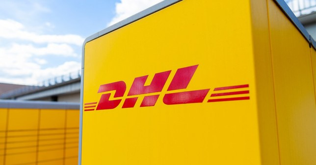 A DHL worker was crushed to death by a pile of tyres