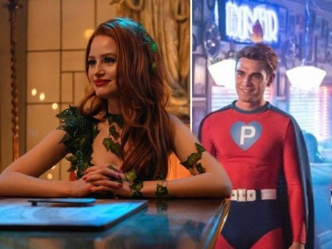 Riverdale season 4 spoilers: First look photos at first-ever Halloween special – and it's going to be spooky
