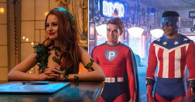 Riverdale season 4 spoilers: First look photos at first-ever Halloween special