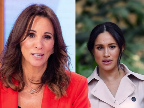 Loose Women's Andrea McLean admits Prince Harry and Meghan Markle's documentary left her in tears